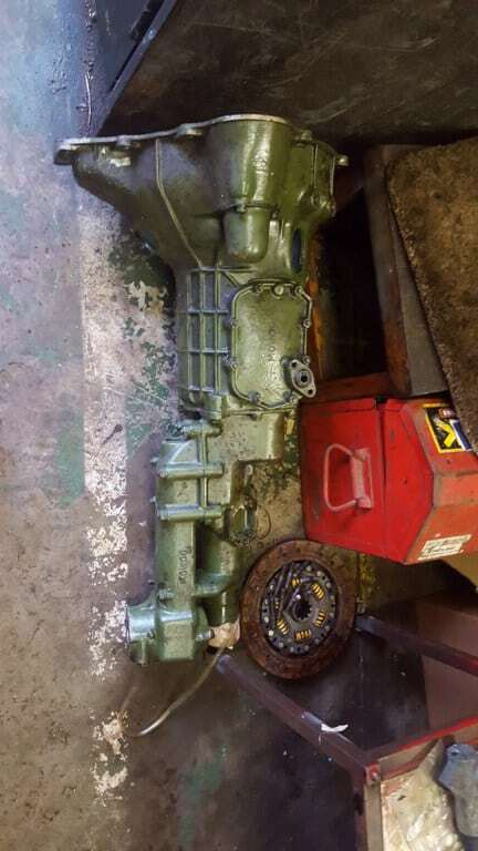 Morris Minor Gearbox Repair