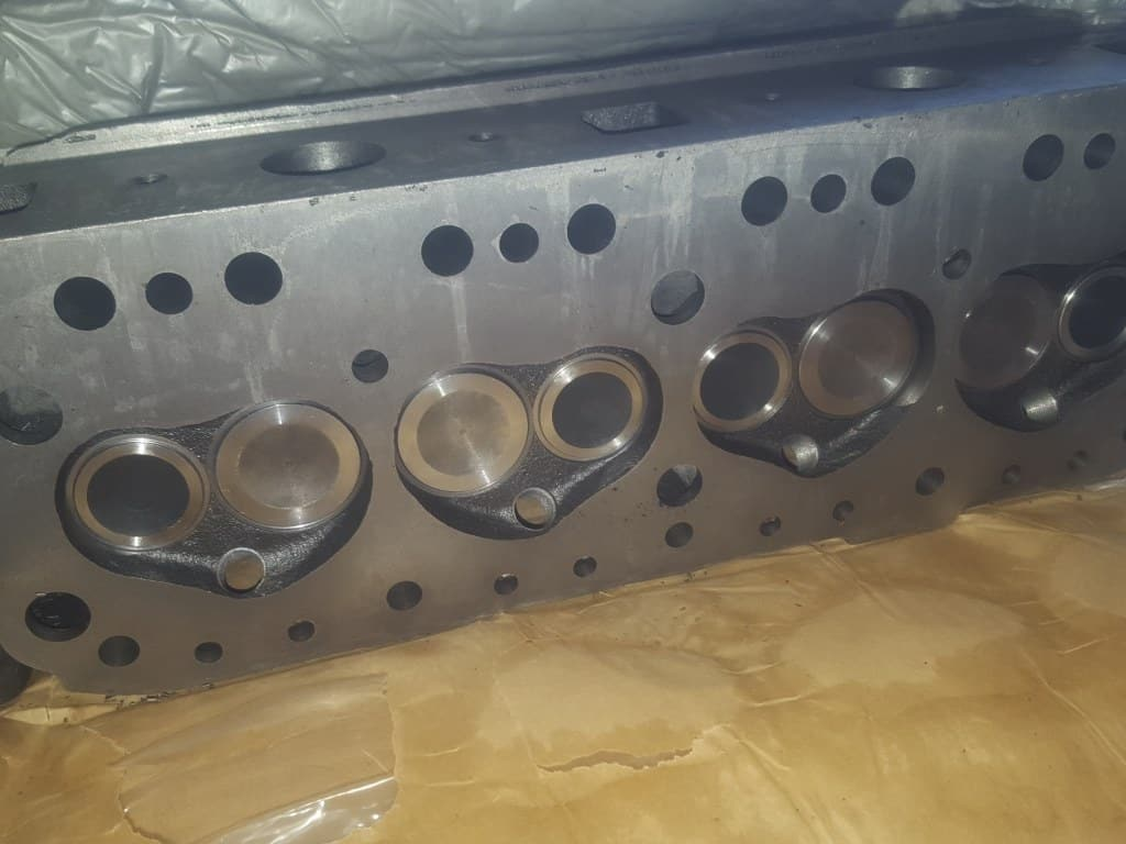 MGB GT Head Replacement and Classic Friendly Safety Inspection