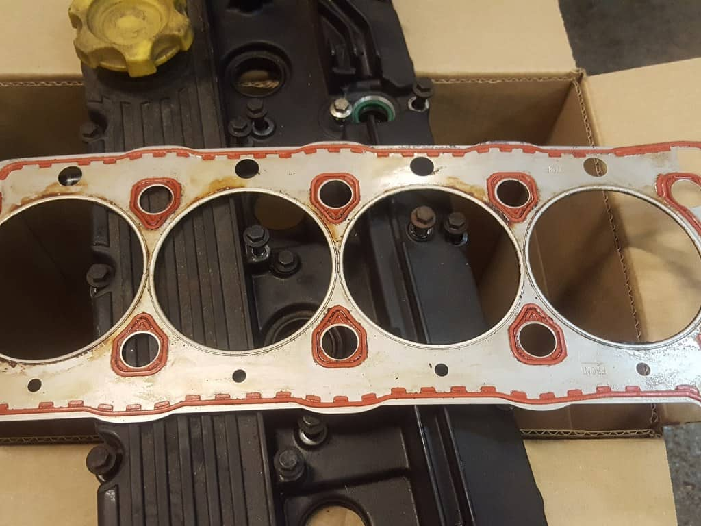 2003 MGTF 135 Head Gasket Replacement