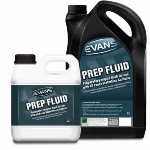 Evans Waterless Coolant Prep Fluid 2L | 5L | 25L