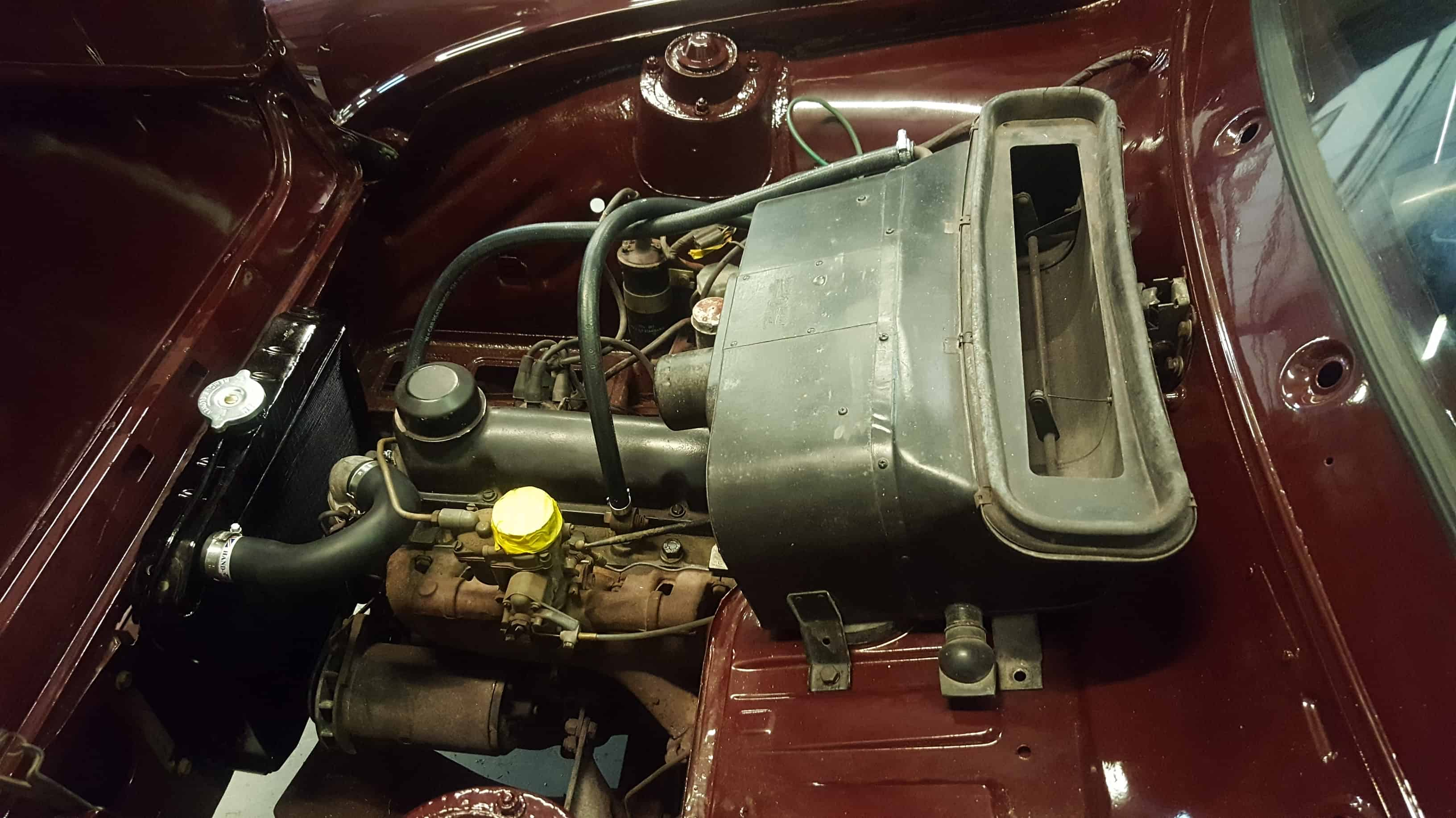 1961 Ford Anglia 105E Rebuild - back on the road after 15 years laid up