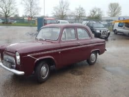 1960 Ford Prefect 107E 4194NX - Poor Running issues, now fixed!