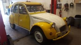 1985 Citroen 2CV6 - In for some TLC