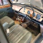 1969 Austin Vanden Plas - Hydrolastic Suspension pump up