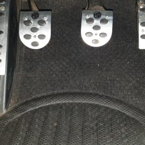 MG3 Foot Pedal Covers (Manual Pedal Set)