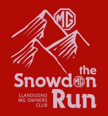 Llandudno MG Owners Club Snowdon Run 2020