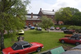 JWMC Motoring Club with Llandudno MGOC - FBHVC Drive it Day 28th April 2019 - Ellesmere Port Boat Museum