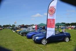 Clywd Practical Classics Show at Caerwys Sunday 7th June 2019