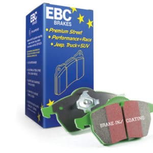 DP21289 EBC Greenstuff 2000 Series Sport Brake Pads (REAR)