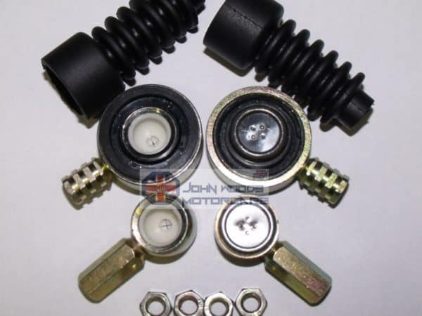 GEAR CABLE RUBBER JOINT SOCKET ENDS MGF MG TF GEARBOX GEAR CABLE REPAIR KIT
