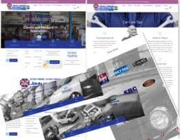 John Woods Motorcare Ltd Website Freshened Up