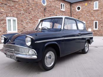 Ford Anglia completed