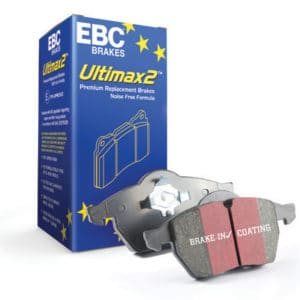 DP1219 EBC Ultimax OEM Replacement Brake Pads (FRONT)